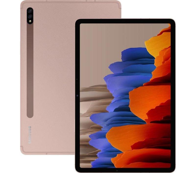 "Samsung Galaxy Tab S7 11"" 128GB Wifi Tablet - Bronze"