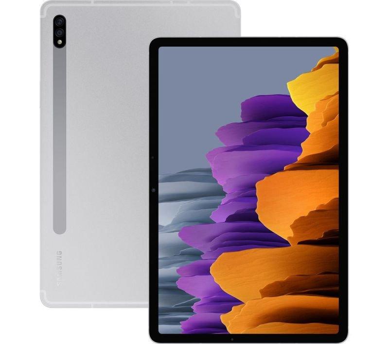 Samsung Galaxy Tab S7 11'' 128GB Wi-Fi Tablet - Silver