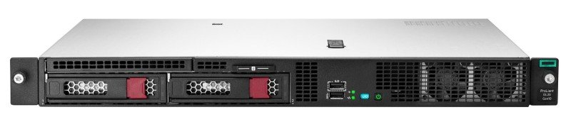 HPE ProLiant DL20 Gen10 Performance - P17079-B21 - Rack-Mountable - Xeon E-2224 3.4 GHz - 16GB