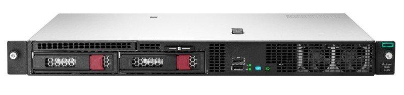 HPE ProLiant DL20 Gen10 Entry - P17078-B21 - Rack-mountable 1U - Xeon E-2224 3.4 GHz - 8 GB