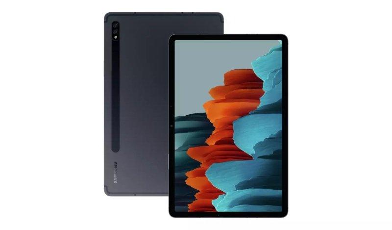 "Samsung Galaxy Tab S7 11"" 128GB Wifi & LTE Tablet - Black"