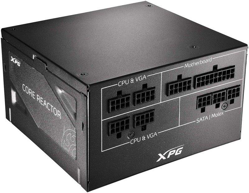 Adata XPG CORE REACTOR 850W Modular 80+ Gold PSU