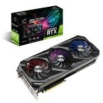Asus GeForce RTX 3090 24GB GDDR6X ROG STRIX OC Ampare Graphics Card