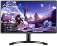 "LG 27QN600-B 27"" QHD IPS Monitor with AMD FreeSync"