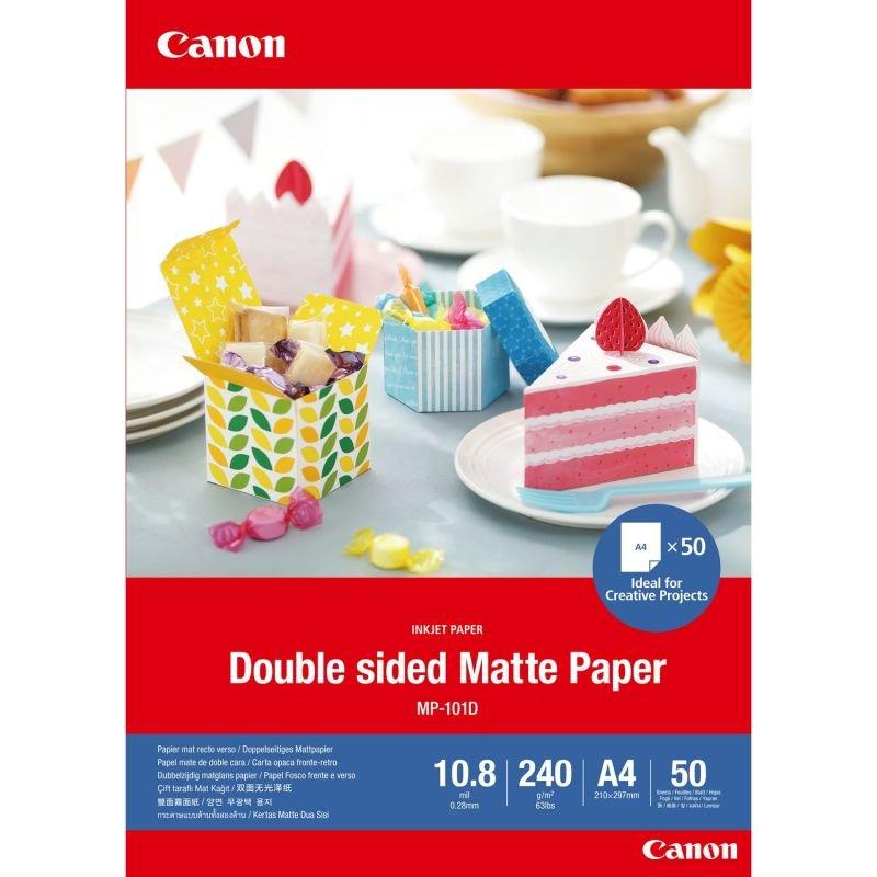 Double Matte Photo Paper A4 50 sheets