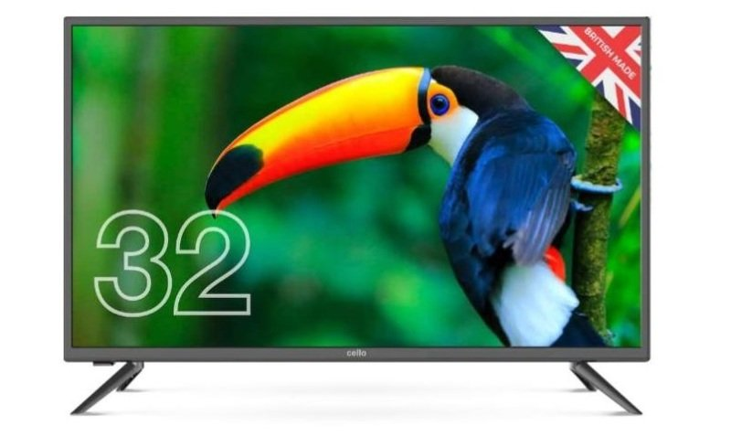 "Image of Cello C3220DVB 32"" HD Ready TV with Freeview HD"