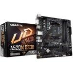 Gigabyte A520M DS3H AMD Socket AM4 mATX Motherboard