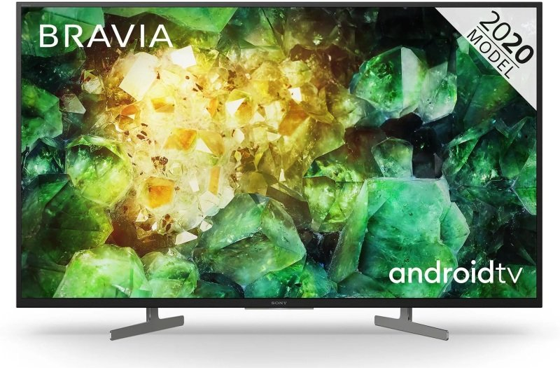 "Sony Bravia KD49XH8196BU 49"" 4K Ultra HD Smart LED TV"