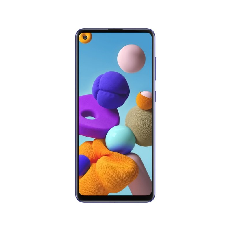 "Samsung Galaxy A21s 6.5"" 32GB Smarthphone - Blue"