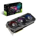 Asus GeForce RTX 3080 10GB GDDR6X ROG STRIX OC Ampere Graphics Card