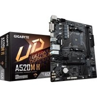 Gigabyte A520M H AMD Socket AM4 mATX Motherboard