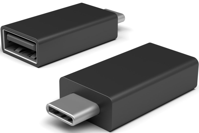 Microsoft Surface Type-C to USB Type-A Dongle Adaptor