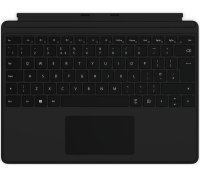 EXDISPLAY Microsoft Surface Pro X Keyboard Type Cover - Black