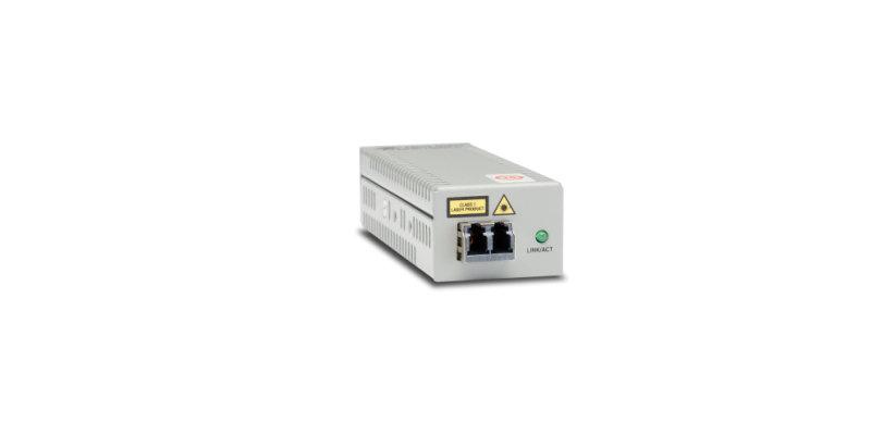 Allied Telesis AT-DMC1000/LC-50 Transceiver/Media Converter - 2 Port(s)