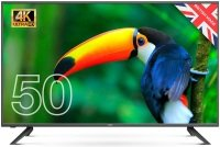 "Cello C5020DVB4K 50"" 4K Ultra HD LED TV with built-in Freeview T2 HD"