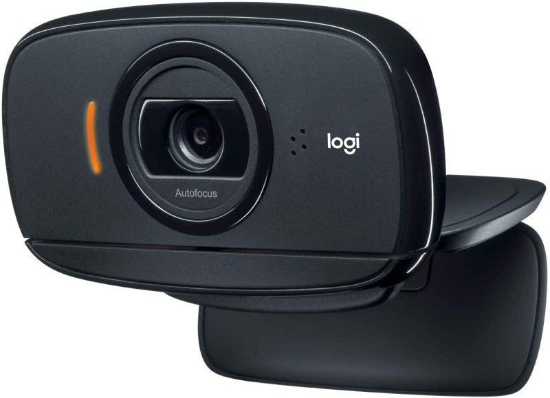 Logitech HD Webcam C525 USB - Foldable HD 720p video calling with autofocus
