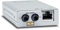 Allied Telesis MMC2000/ST-960 Transceiver/Media Converter - TAA Compliant - 2 Port(s)
