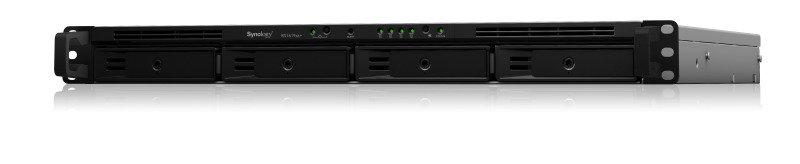 Synology RS1619xs+ 16TB (4 x 4TB TOSH-ENT) - 4 Bay Rack NAS Unit