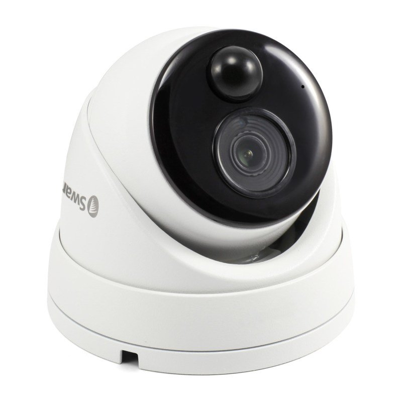 Swann 4K Ultra HD Thermal Sensing Dome IP Security Camera