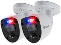 Swann Enforcer 4K Ultra HD Add-On Security Cameras - Twin Pack
