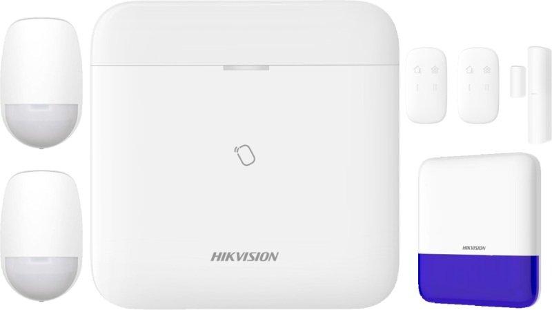 Hikvision AX PRO L-Level Wireless Alarm Kit Bundle 1