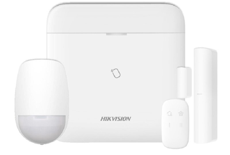 Hikvision AX PRO Wireless Control Panel Kit Light Level