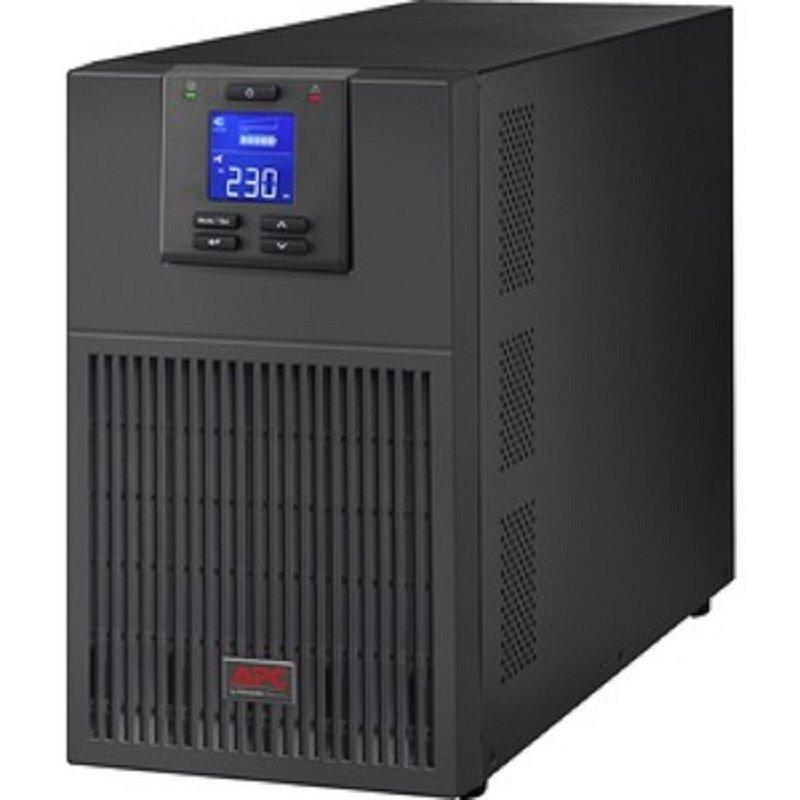 APC SRV3KI - Easy UPS Dual Conversion Online UPS - 3 kVA/2.40 kW - Tower