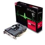 Sapphire AMD Radeon RX 550 PULSE OC 2GB GDDR5 Graphics Card