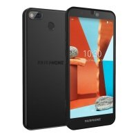 Fairphone 3+ 64GB Smartphone - Black