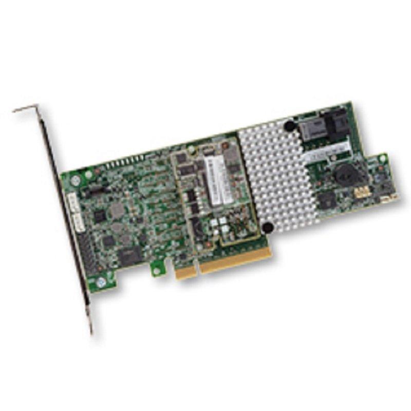 Broadcom 05-25420-10 - LSI MegaRAID SAS 9361-4i - Storage Controller (RAID)
