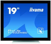 "Iiyama T1932MSC-W5AG - 19"" ProLite - Touch Screen Monitor"
