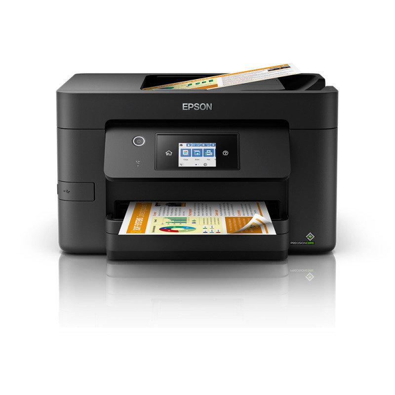 Epson Workforce Pro Wf-3820DWF A4 Colour Inkjet Printer