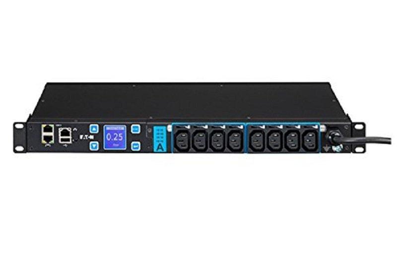 Eaton EMAH28 - Power Distribution Unit - 1U - 8 AC outlets