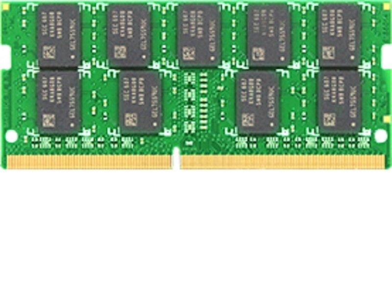 Synology - DDR4 - 16 GB - SO-DIMM 260-pin - Unbuffered