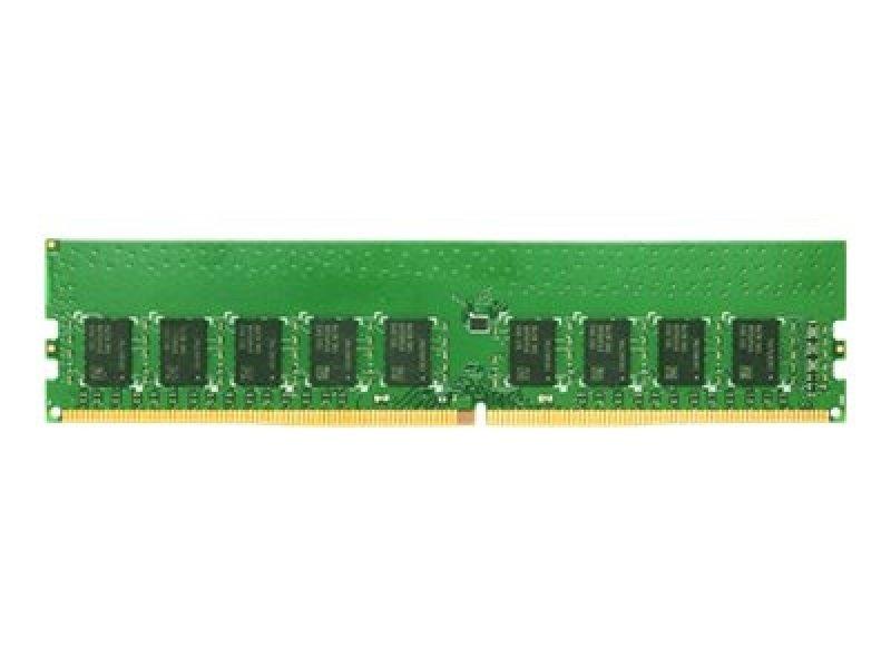 Synology - DDR4 - 16 GB - DIMM 288-pin - Unbuffered