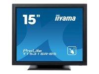 Iiyama ProLite T1531SR-B5 - 15'' LED Touch Screen Monitor