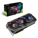 Asus GeForce RTX 3080 10GB GDDR6X ROG STRIX Ampare Graphics Card