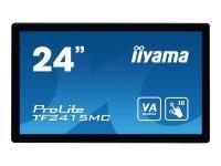 Iiyama ProLite TF2415MC-B2 - 24'' LED Touch Screen Monitor - Full HD