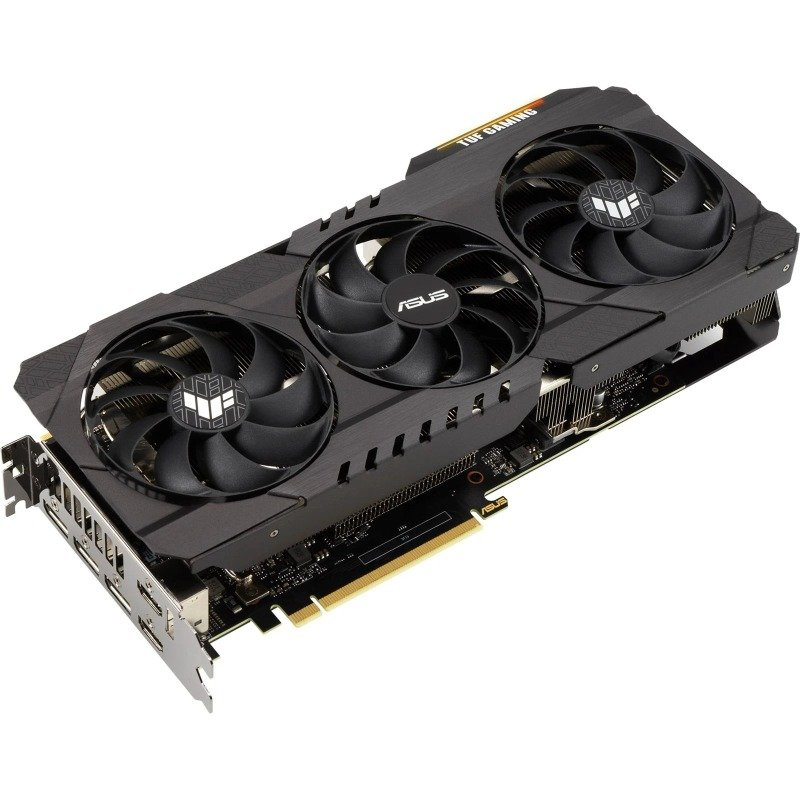 Asus GeForce RTX 3080 10GB GDDR6X TUF GAMING OC Ampere Graphics Card