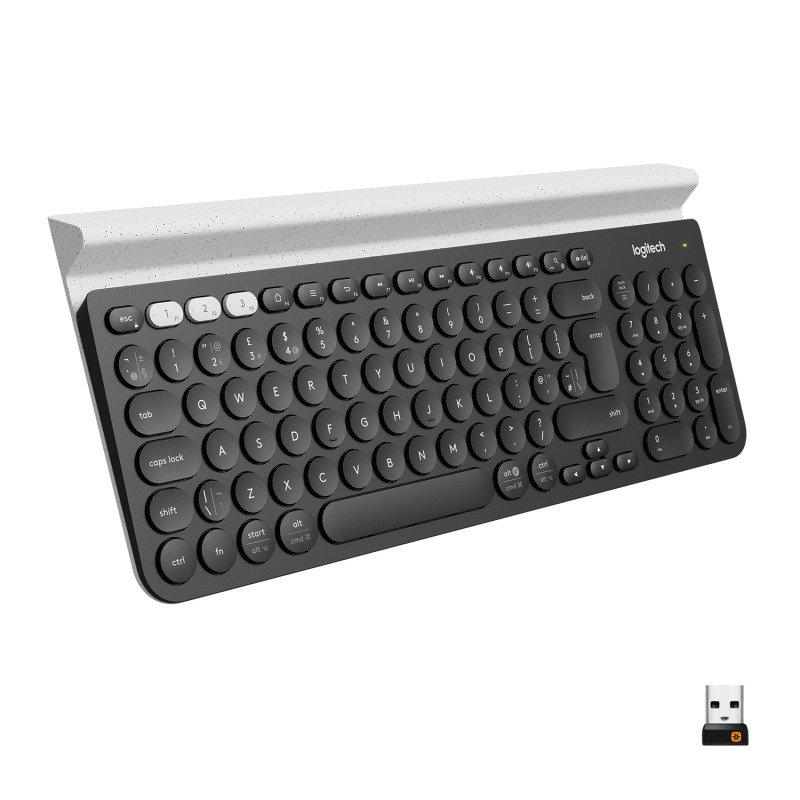 Image of Logitech K780 Multi-Device Wireless Keyboard