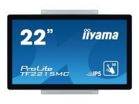 Iiyama ProLite TF2215MC-B2 - 22'' LED Touch Screen Monitor - Full HD