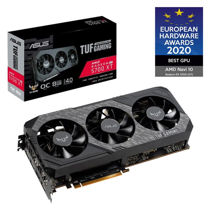 ASUS Radeon RX 5700 XT TUF Gaming X3 8GB Graphics Card
