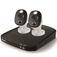 Swann 2 Camera 4 Channel 1080p Full HD DVR Security System with 1TB HDD
