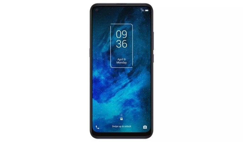 TCL 10 128GB 5G Smartphone - Blue