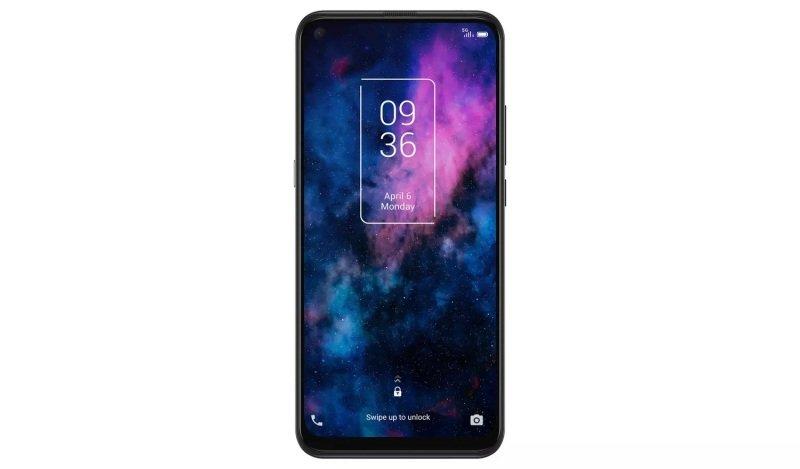 TCL 10 128GB 5G Smartphone - Grey