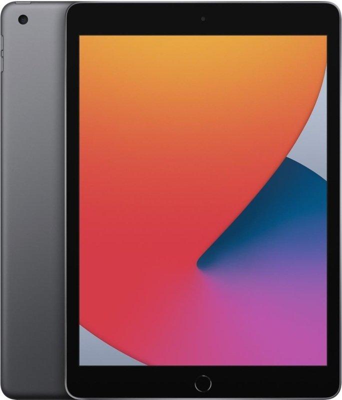 Image of Apple iPad 10.2'' 32GB Wi-Fi Tablet (8th Gen) - Space Grey