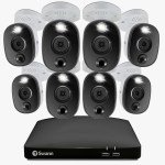 Swann 8 Camera 8 Channel 1080p Full HD DVR Security System with 1TB HDD