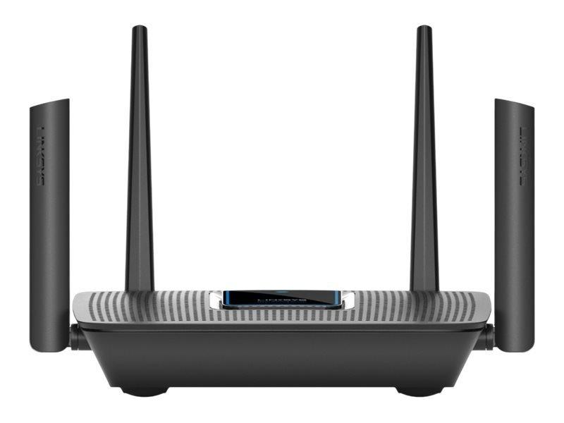 Image of Linksys MR9000-UK - Wireless Router - Bluetooth 4.0,802.11a/b/g/n/ac - Desktop