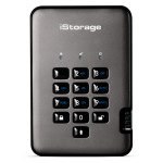 iStorage diskAshur PRO2 3TB Portable Hardware Encrypted Hard Drive