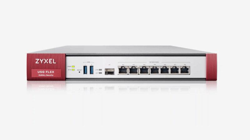 Zyxel USGFLEX200 - Network Security/Firewall Appliance - 6 Port